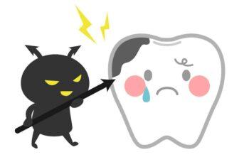 虫歯との戦い