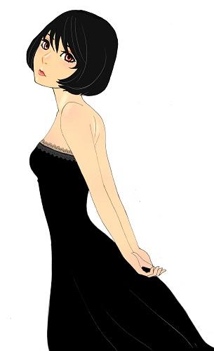 成人式二次会ドレスが黒の場合に靴やボレロのコーディネートは?