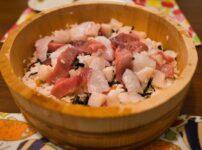 ひな祭りちらし寿司の具材で前日可能な下準備は?