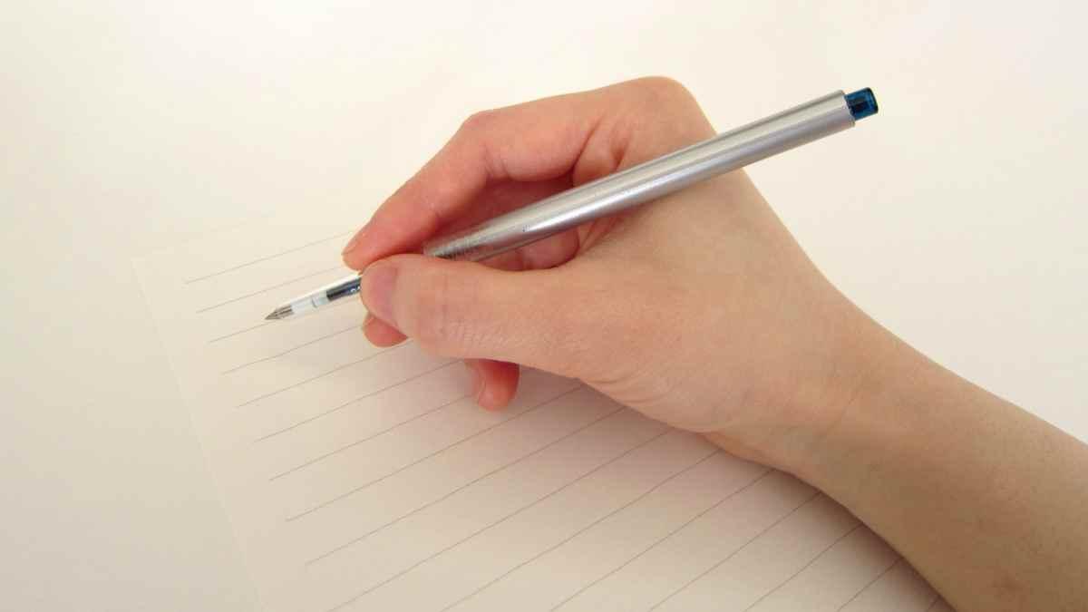 2分の1成人式の手紙の書き方