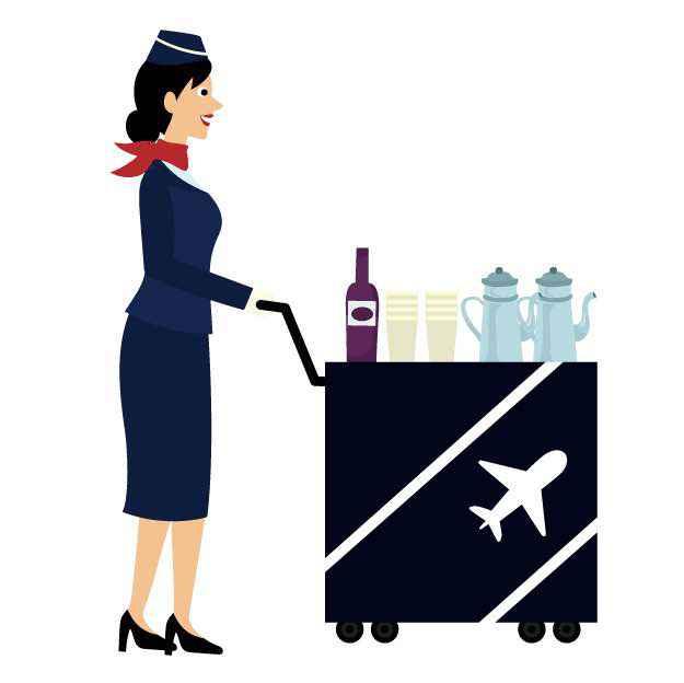 飛行機内でのお酒のマナー〜機内で頼める量は?持ち込んでも良い?