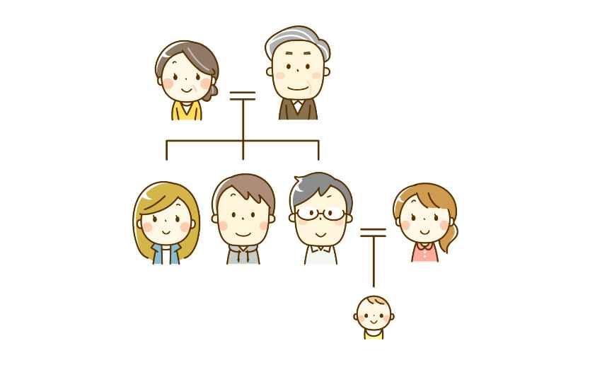 【経験談】義理家族や親戚とのやり取りのマナーについて